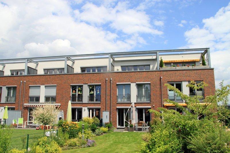 Exclusive Reihenhaus Siedlung In Hannover Ausgestattet