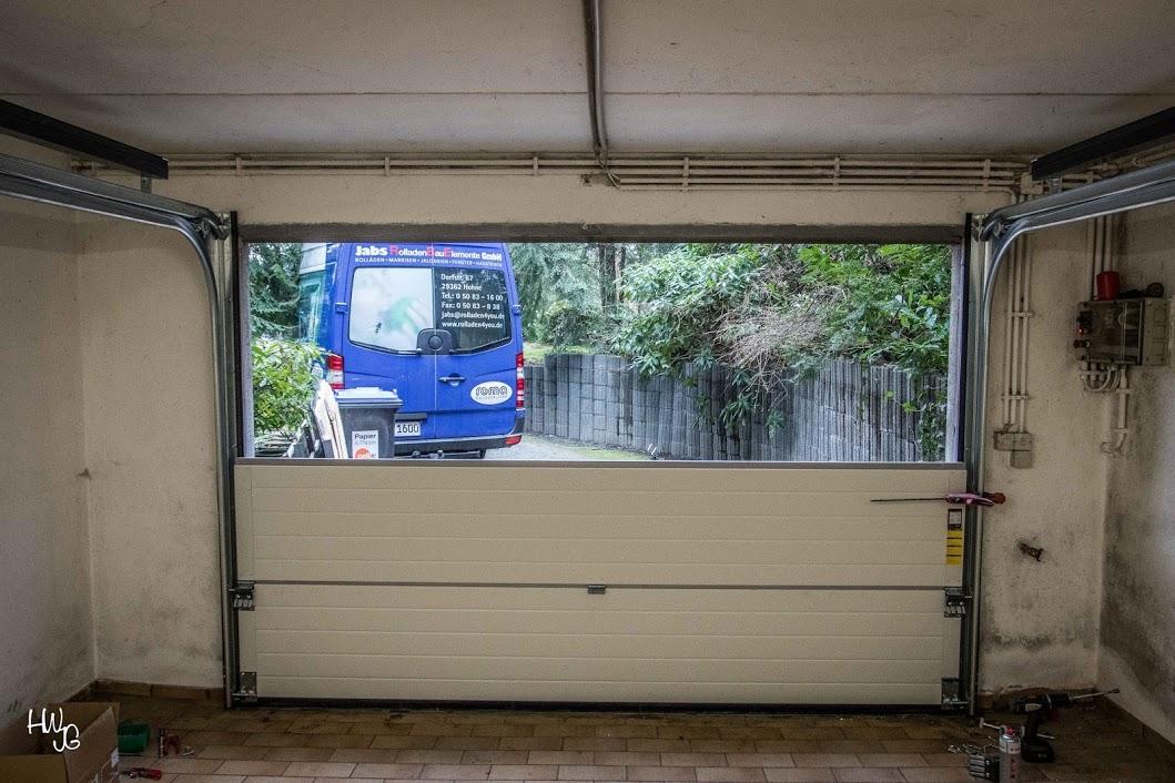 ryterna garagen sektionaltor in lachendorf von firma jabs. Black Bedroom Furniture Sets. Home Design Ideas